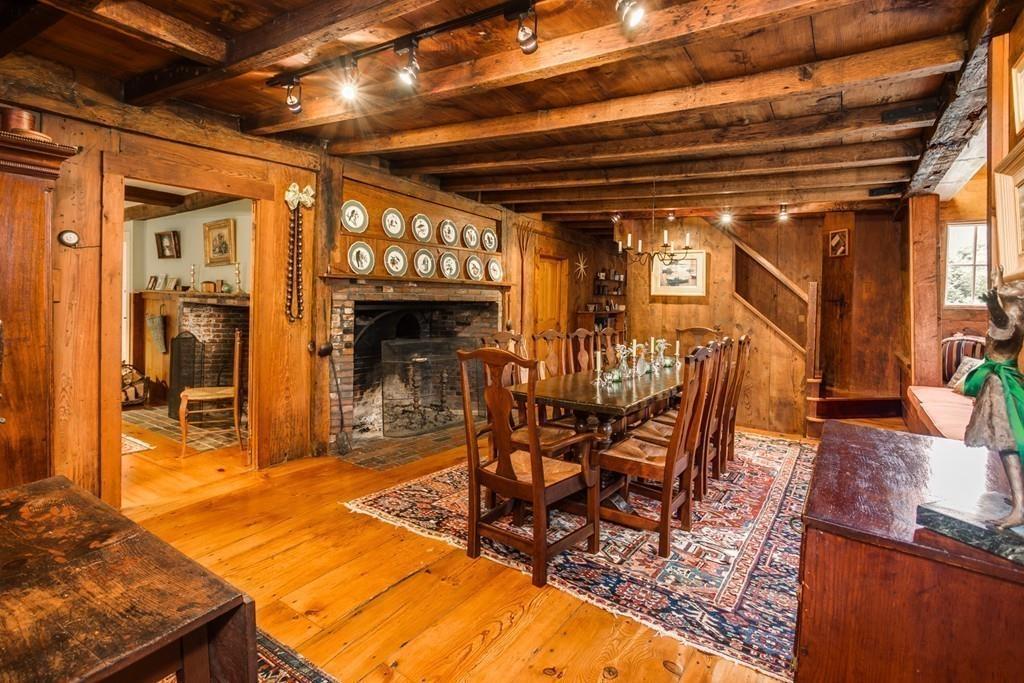 sherborn farmhouse built in 1674