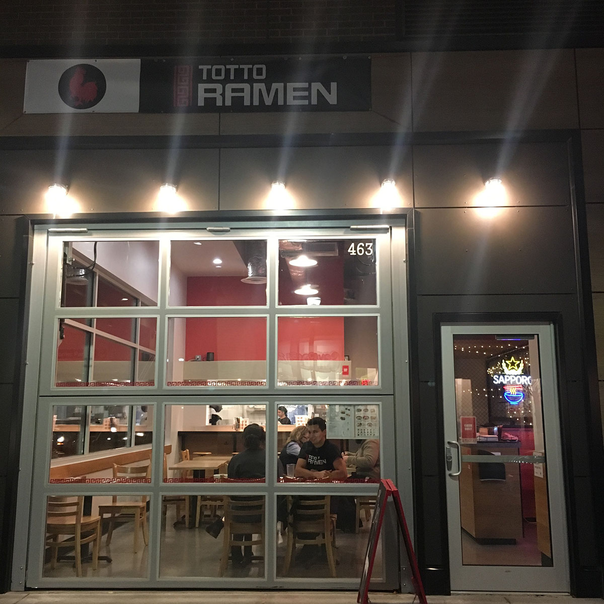 Totto Ramen in Assembly Row
