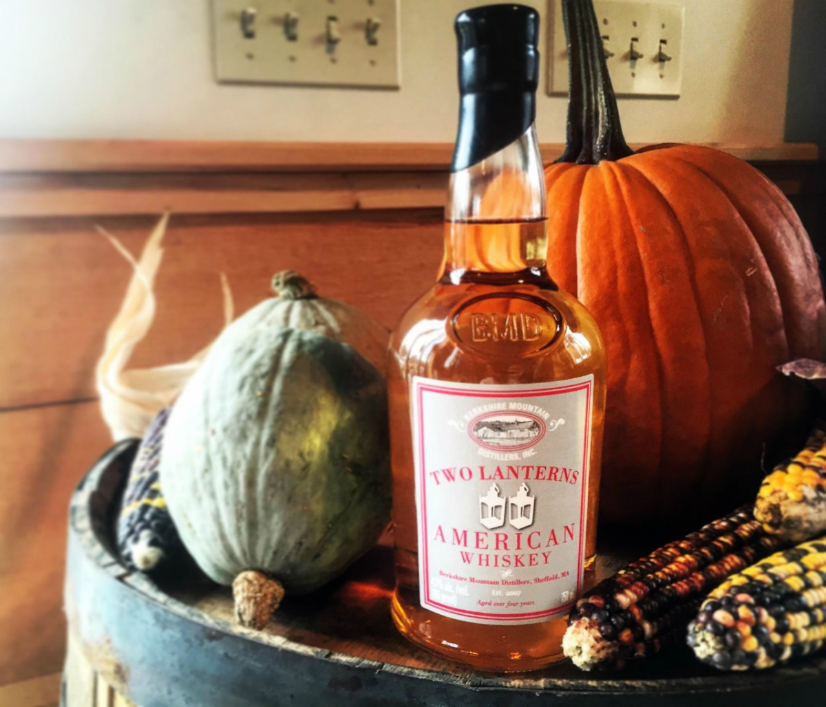 Two Lanterns by Berkshire Mountain Distillers. / Photo provided