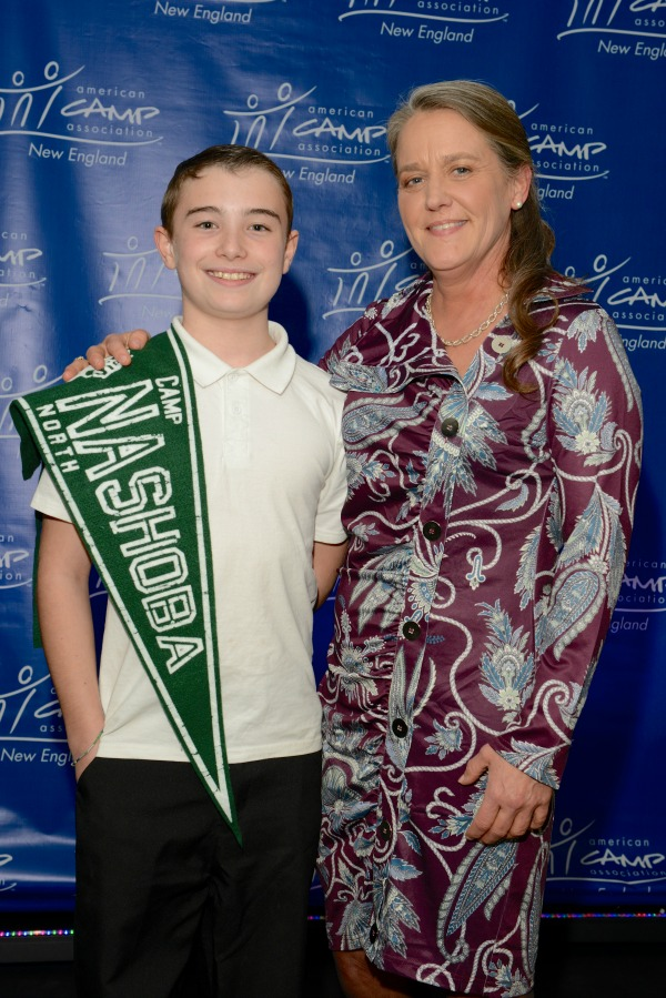 """MATTHEW BOWMAN, 11, IS RECOGNIZED AS ONE OF THIS YEAR'S ACA NEW ENGLAND'S """"CAMP CHAMPIONS"""". BOWMAN RECEIVED HIS GIFT OF CAMP THROUGH ACA NEW ENGLAND CAMPERSHIPS. HE ATTENDED CAMP NASHOBA IN NORTH RAYMOND, ME. / PHOTO BY ALLEN DINES/NORTHSTAR PHOTOGRAPHY"""