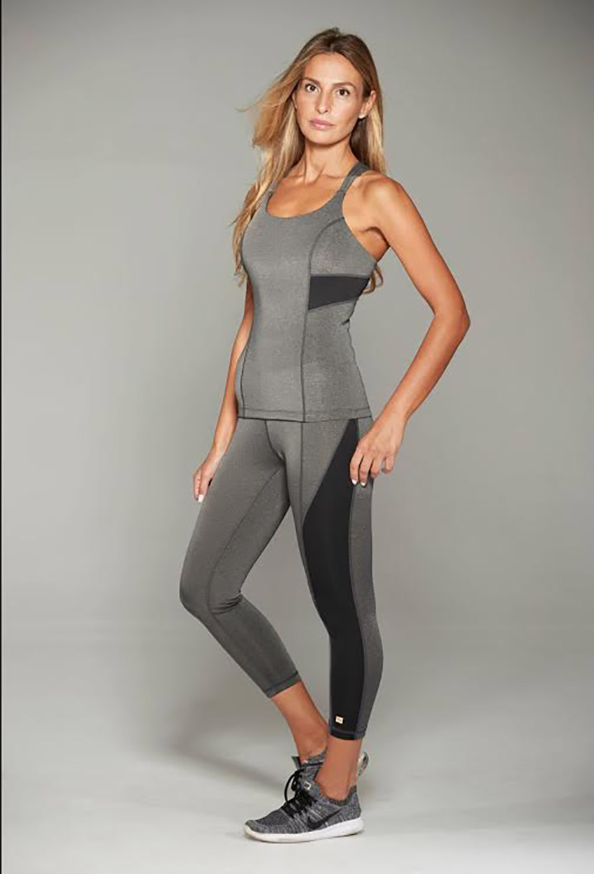 1e9a18dc6eef4b The Kindness Tank ($85) and Mindfulness Cropped Legging ($95)/Photo  provided. Aurum