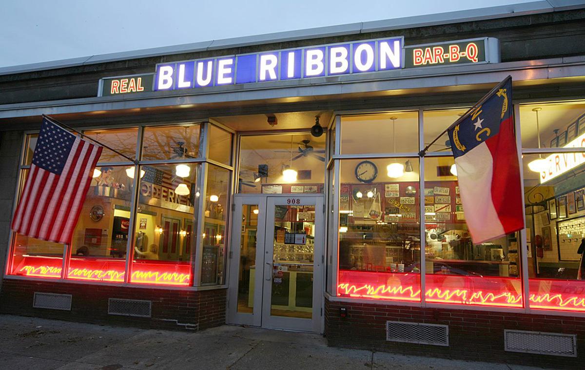 Blue Ribbon BBQ in Arlington. / Photo via Facebook