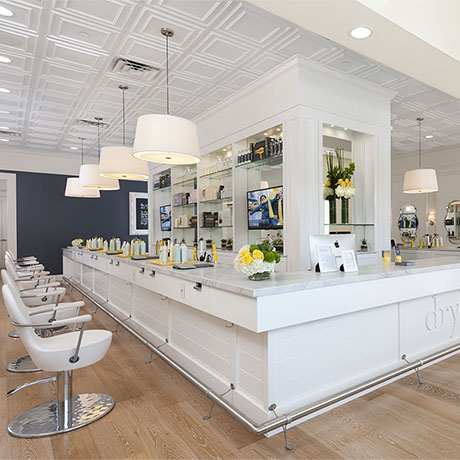 Drybar Shop Interior_Bar square