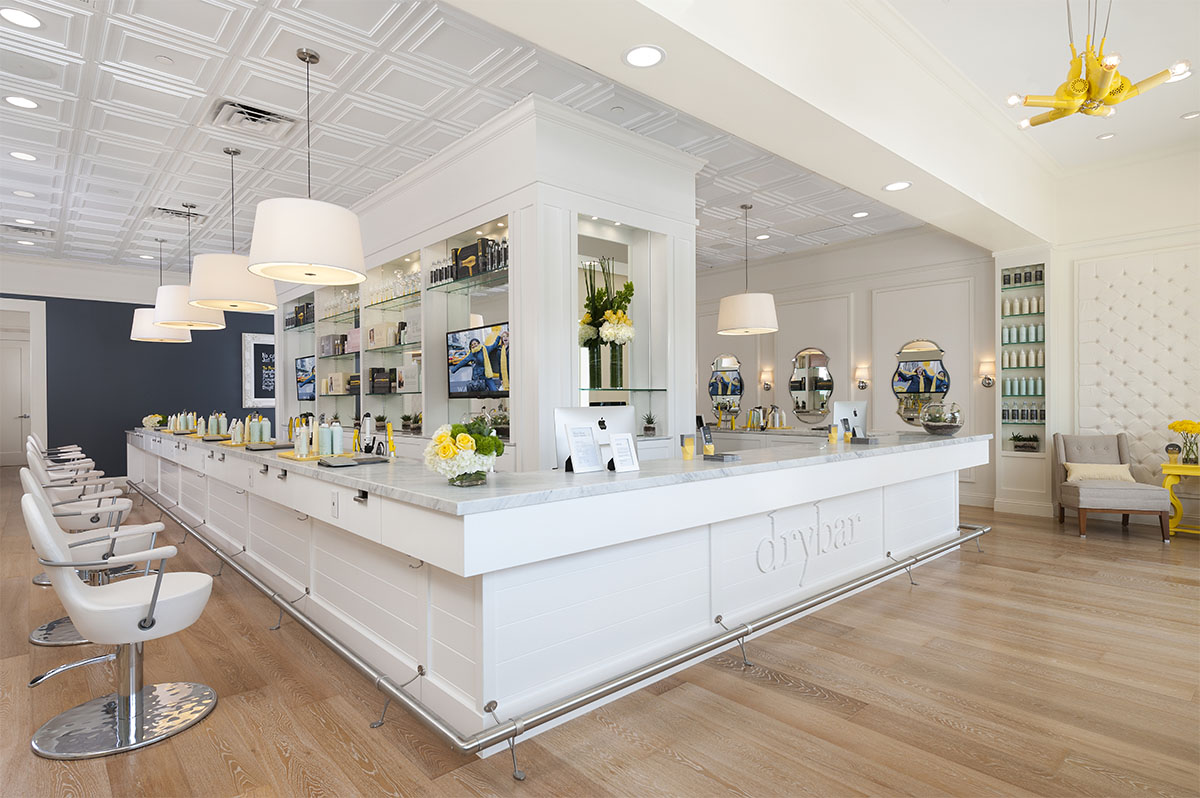 Drybar Opens In Downtown Crossing