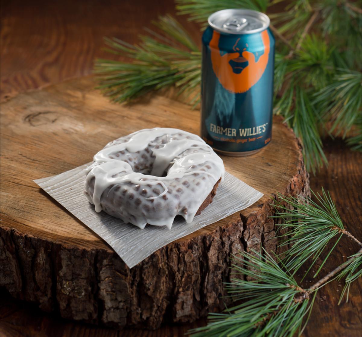 Kane's Farmer Willie's doughnut