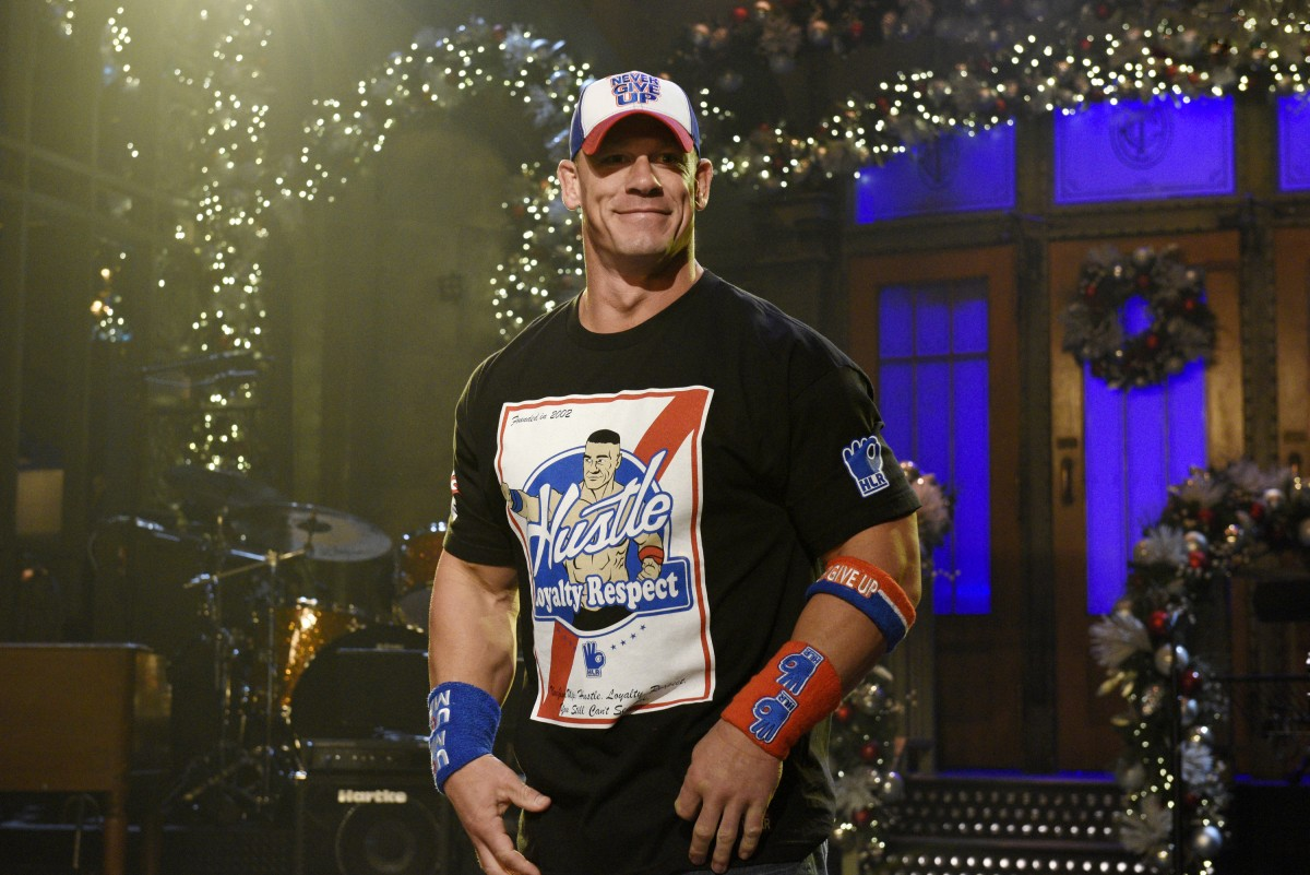 John Cena on 'Saturday Night Live'