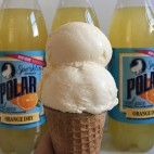Parlor Ice Cream Polar Orange Dry flavor