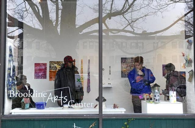 Brookline Arts Center, Snowflake Festival 2016, courtesy photo
