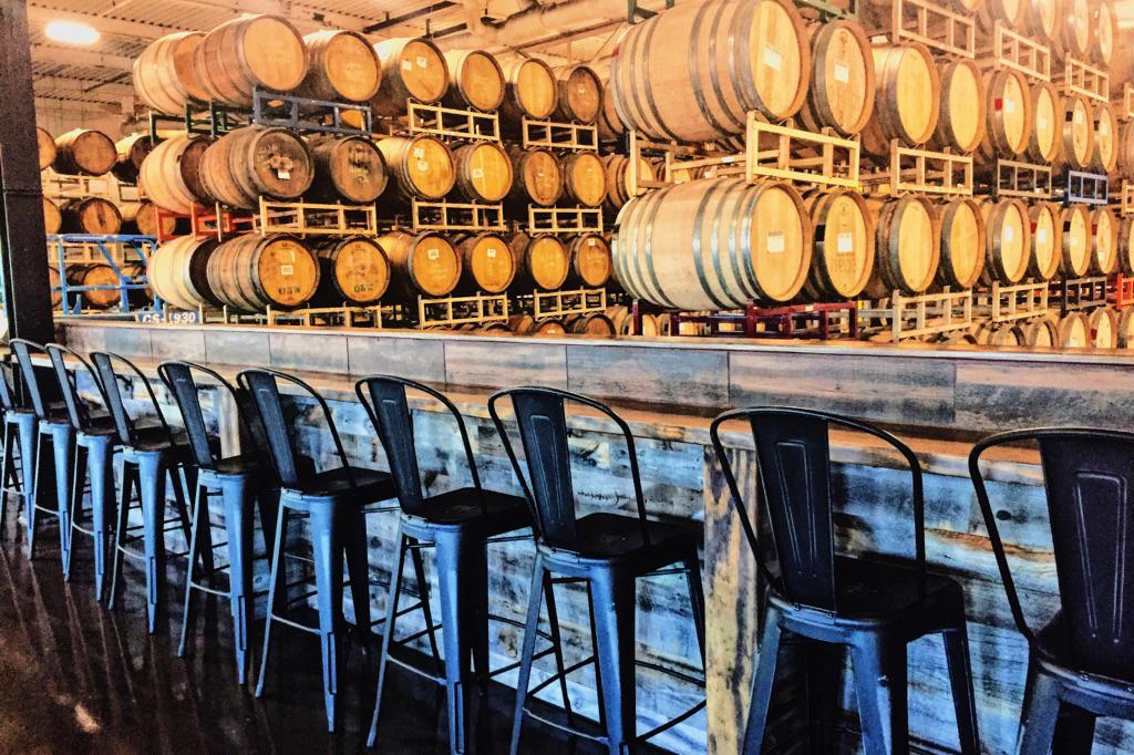 Springdale Barrel Room