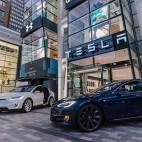 Tesla square