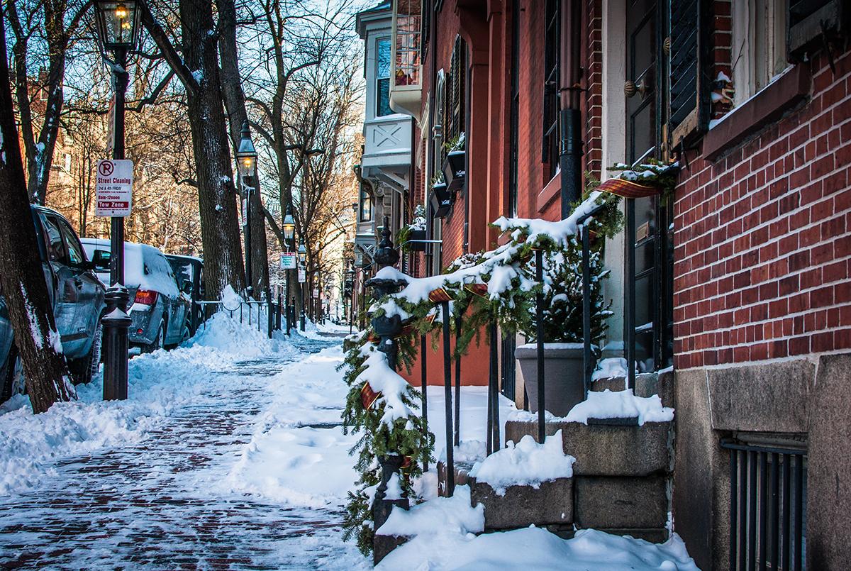 beacon hill winter