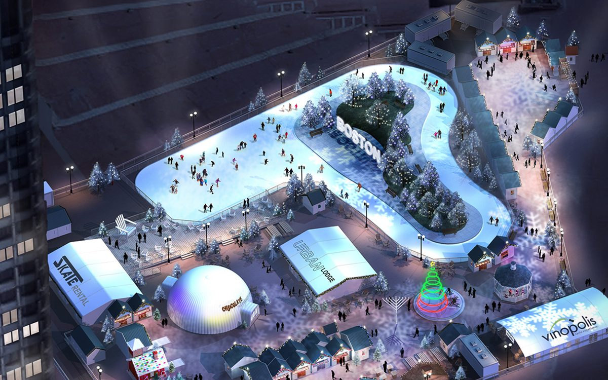 best places to go ice skating in boston boston magazine