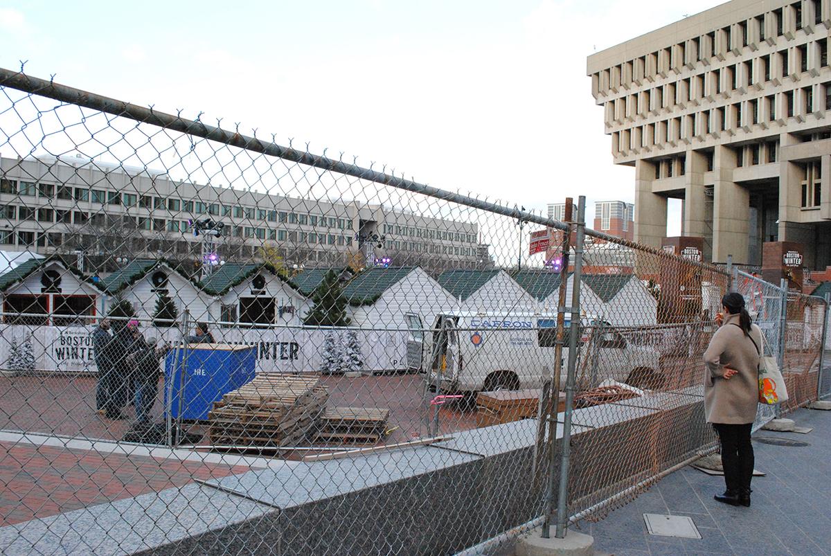 boston winter closed