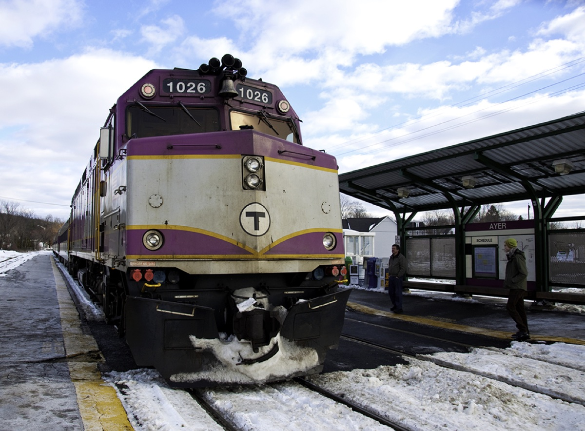 MBTA could cut weekend commuter rail service