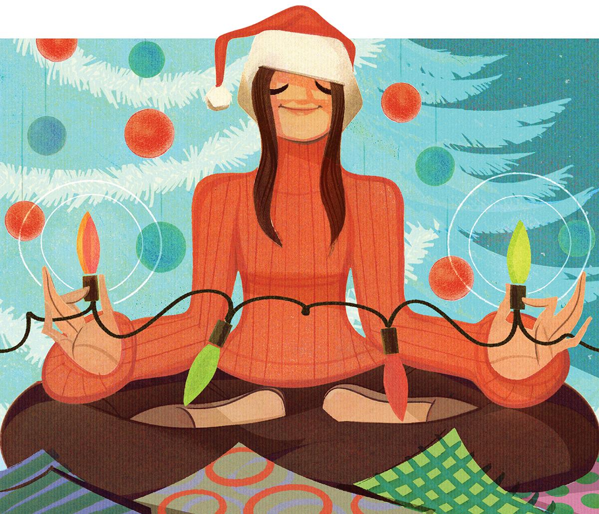 holiday stress advice