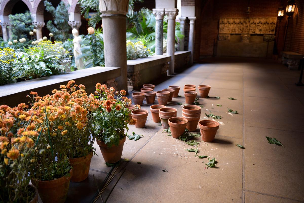 isabella stewart gardner museum horticulture 6 courtyard garden hallway