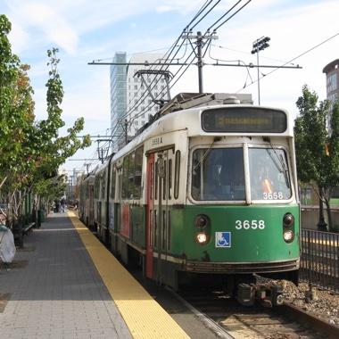 mbta green line guide