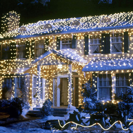 Griswold Christmas Lights.Guess How Much You D Pay For Clark Griswold S Light Display