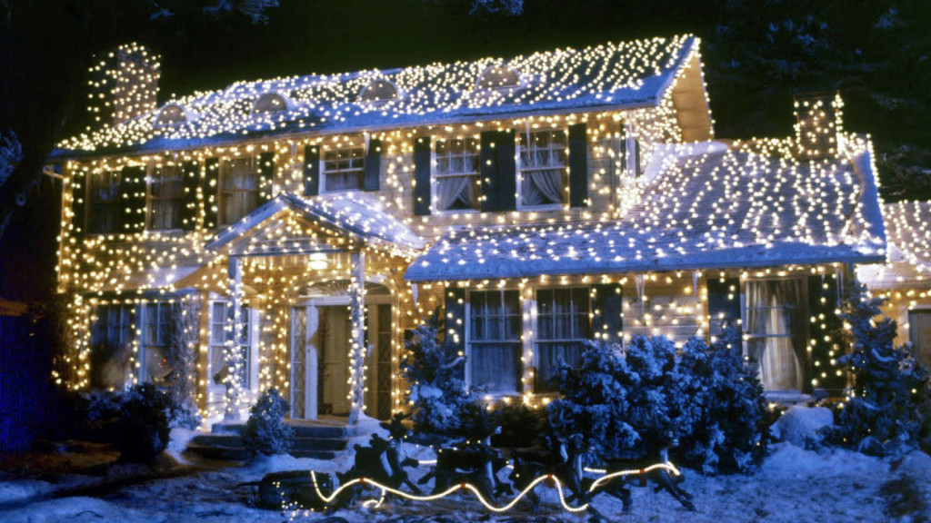 National Lampoon Christmas Vacation Lights