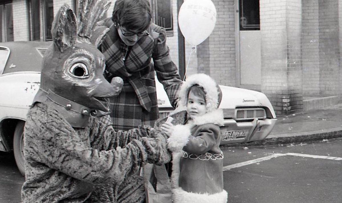 Photo via Mayor's Office/City of Boston Archives