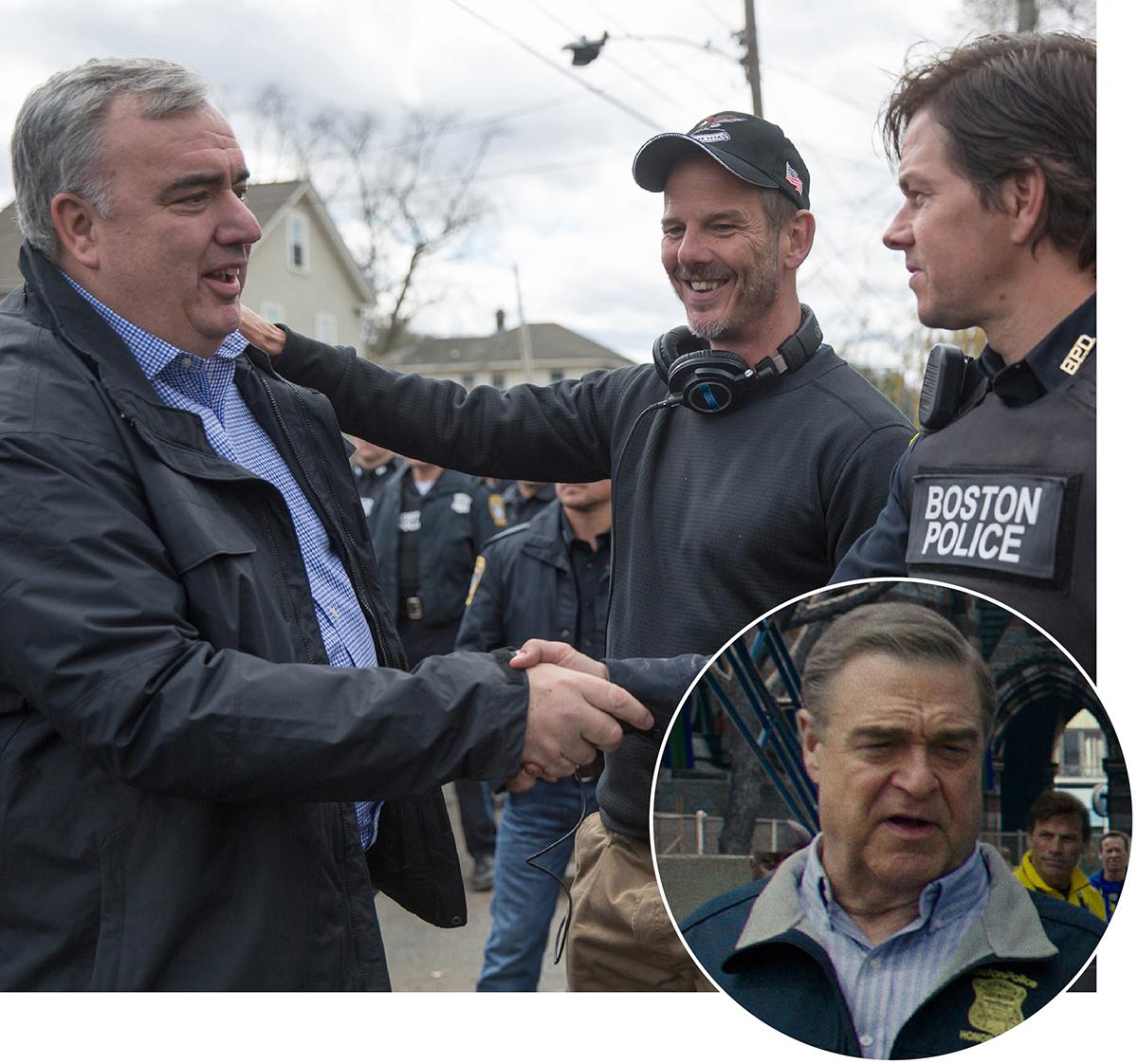 patriots day movie ed davis boston police commissioner john goodman