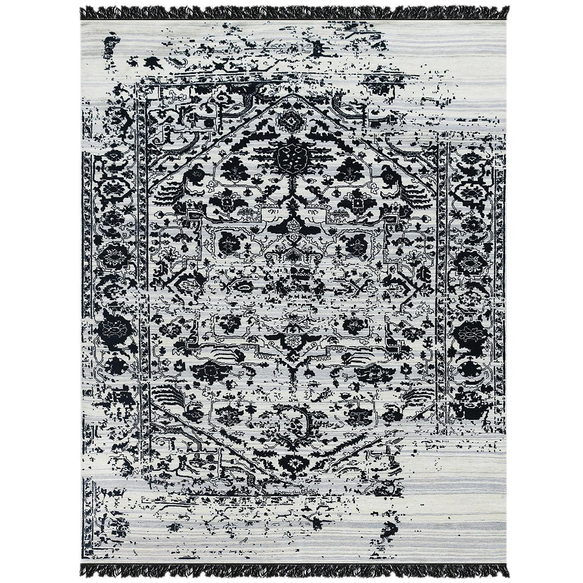 silk wool rug mohr mcpherson