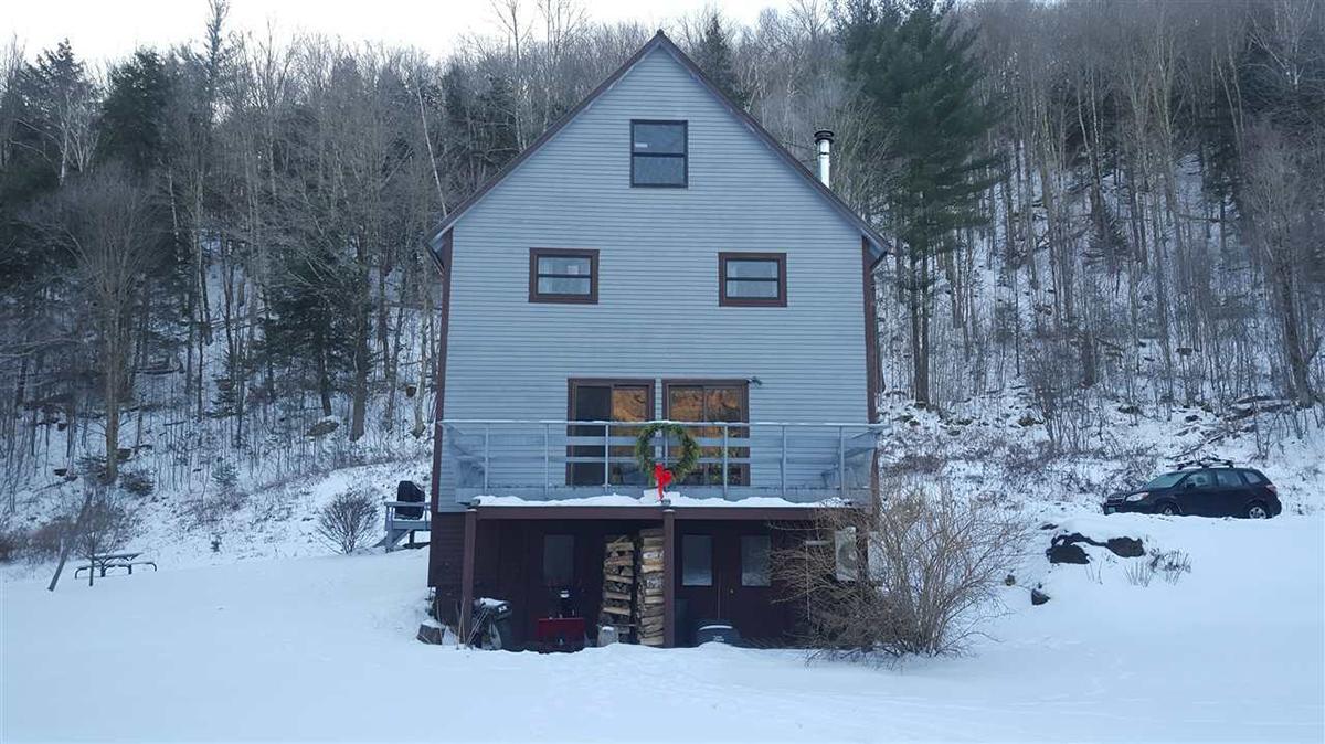 vermont ski houses for sale