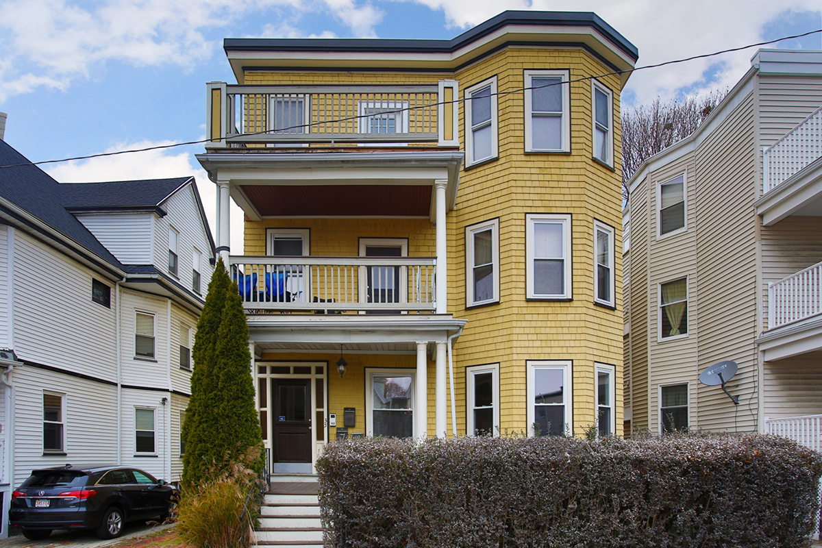 Five Three Decker Open Houses To See This Weekend Boston