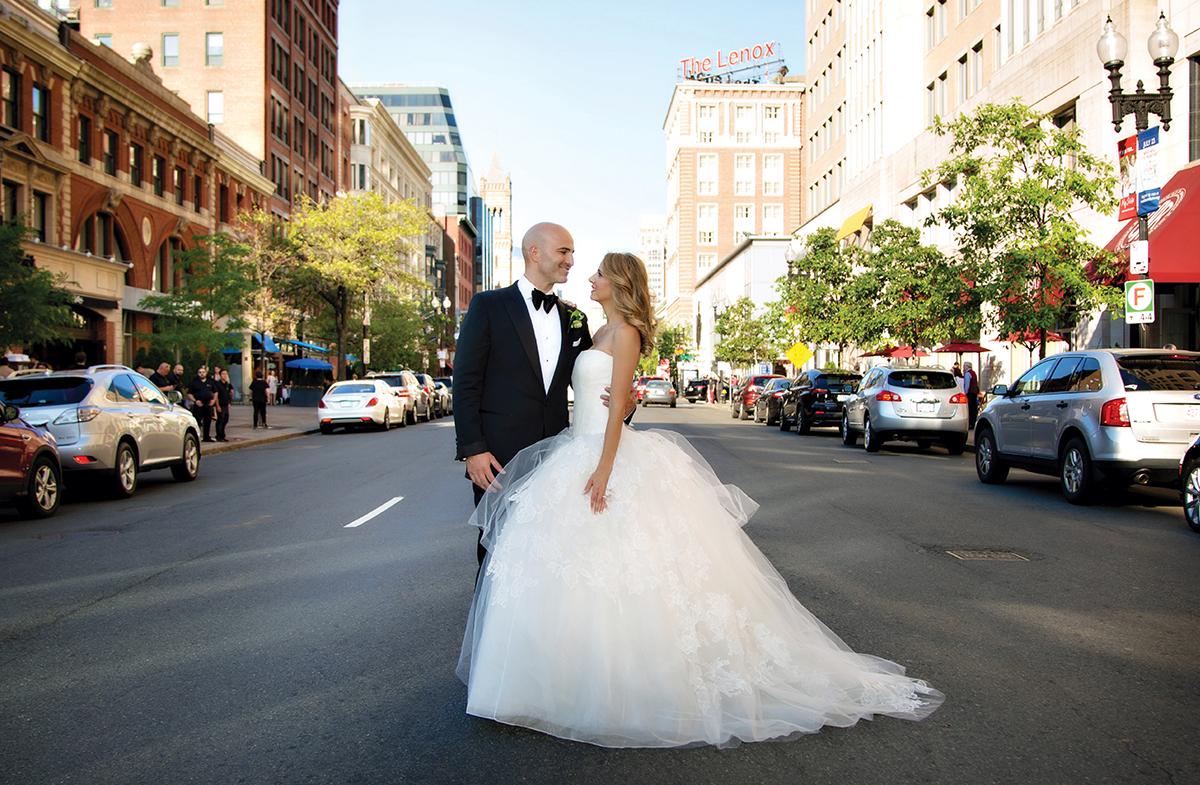 Ashley Swafford  Brian Petruzzelli real wedding 1