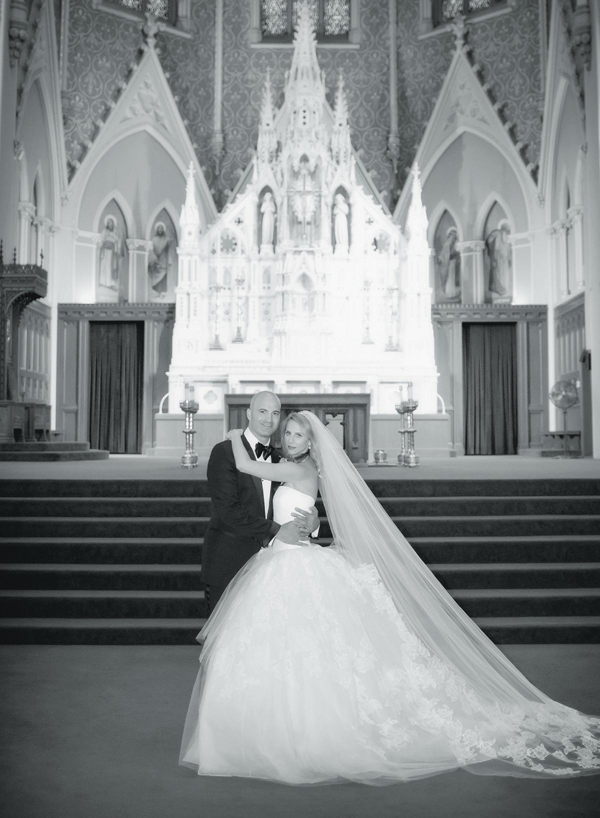 Ashley Swafford  Brian Petruzzelli real wedding 3