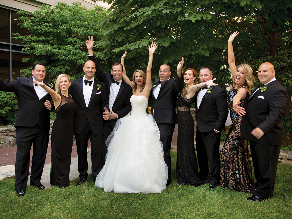 Ashley Swafford  Brian Petruzzelli real wedding 7
