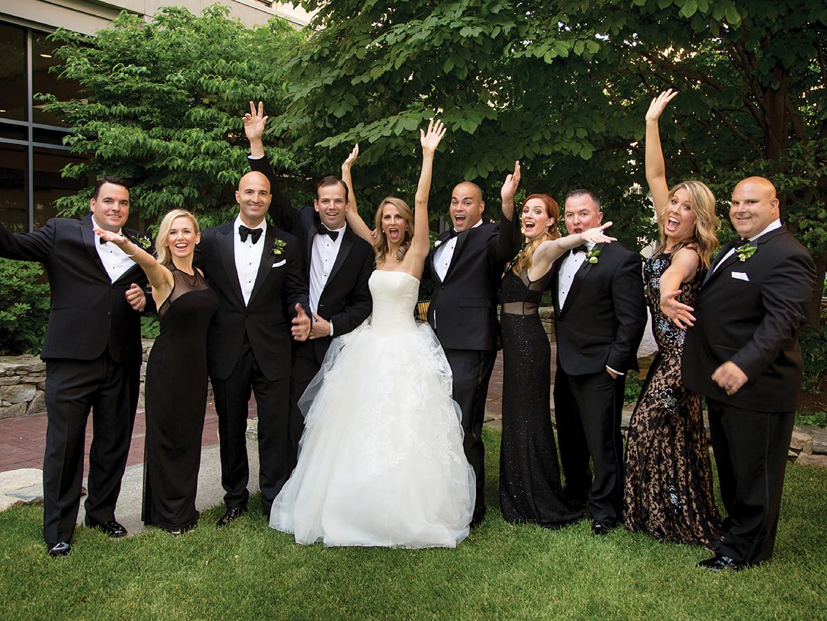 Ashley Swafford  Brian Petruzzelli real wedding 7