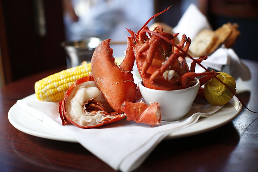 12 date night deals at boston restaurants boston magazine for Atlantic fish co