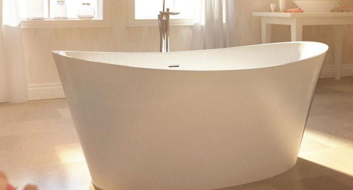Explore 8 transforming bathroom and kitchen styles boston magazine - Designer bath tub ...