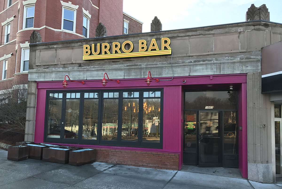 Burro Bar Washington Square