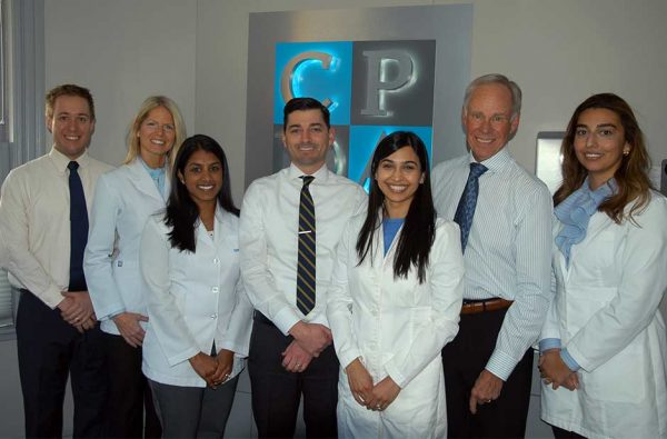Cambridge Pediatric Dental Associates Team