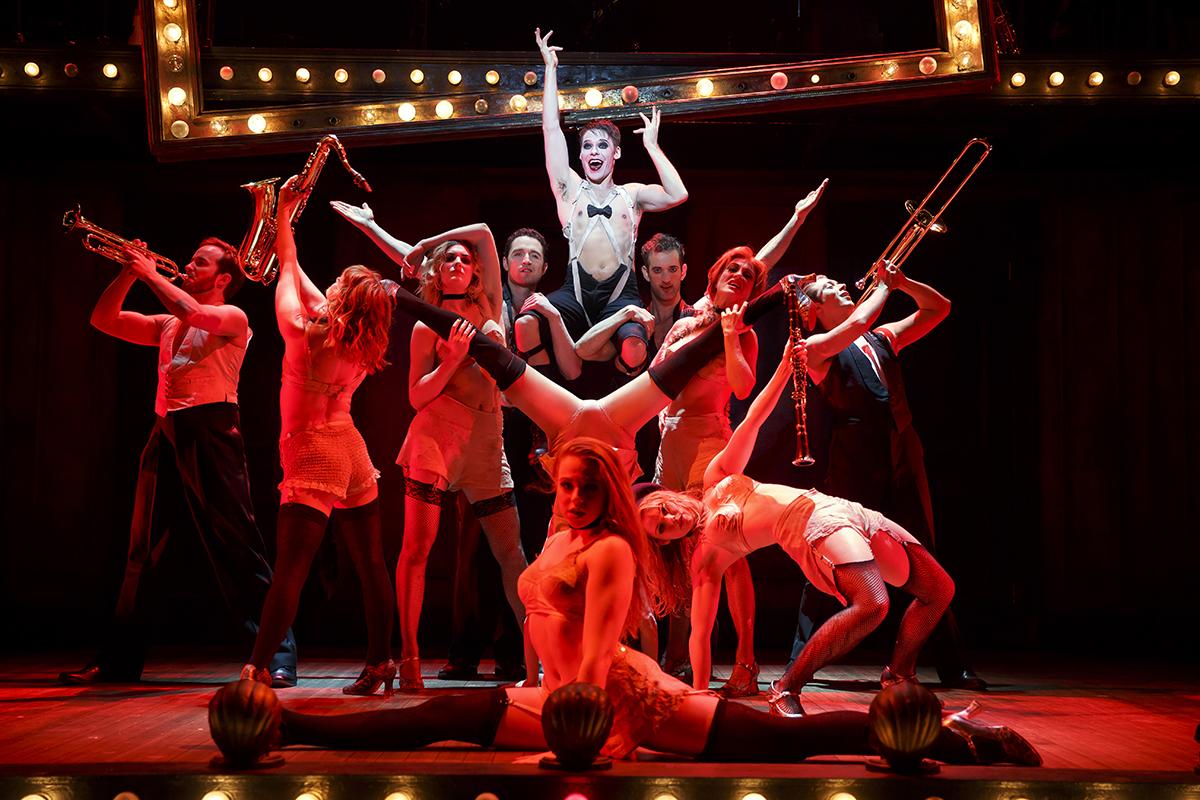 Cabaret Broadway in Boston