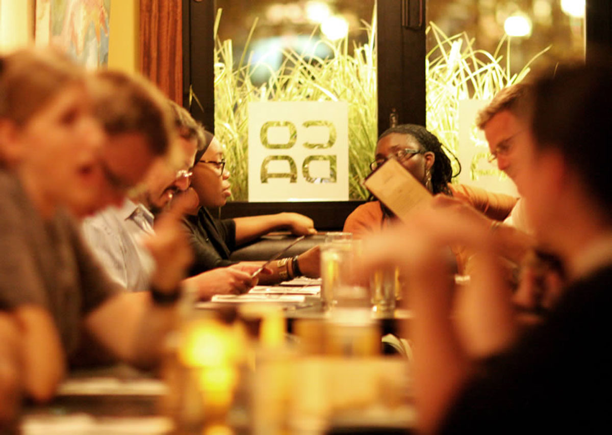 Coda Bar and Restaurant