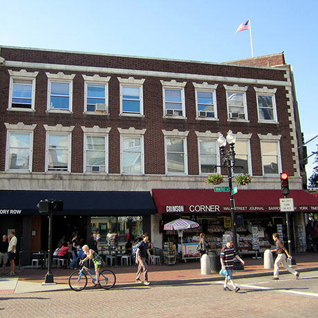 Cambridge - Harvard Square photo by Wally Gobetz on Flickr