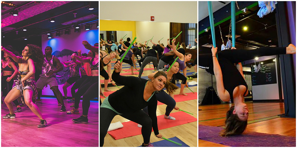 10 Fun Fitness Classes You Can Take in Boston