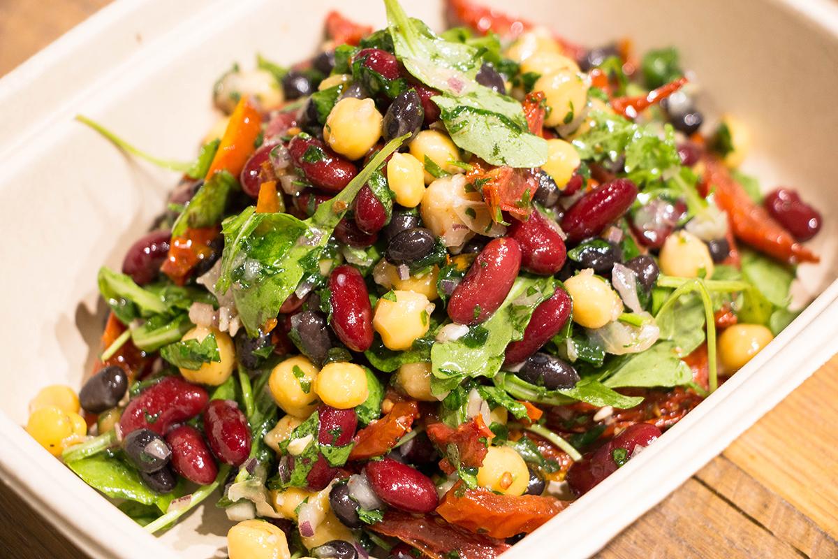 The Cretan Salad at Gre.co. / Photo provided