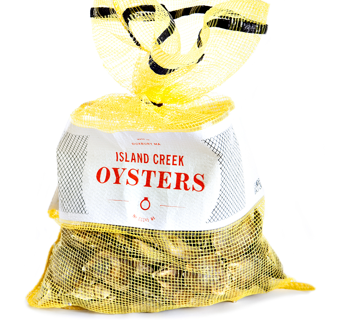Island Creek Oysters. / Photo provided