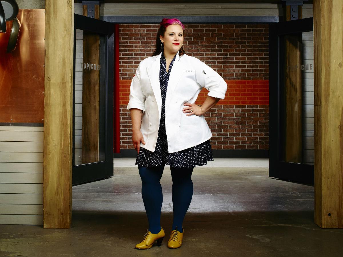 Chef Karen Akunowicz Photo by Andrew Eccles / Bravo