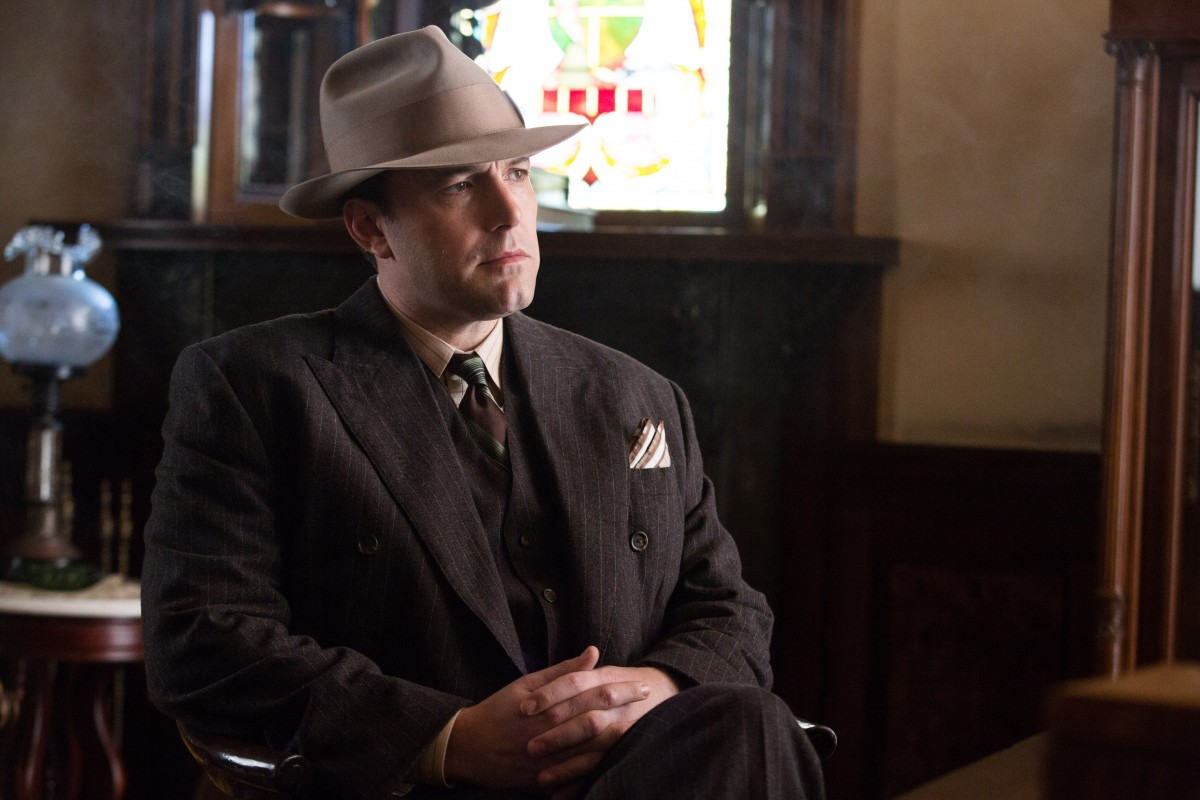 Ben Affleck in 'Live by Night'