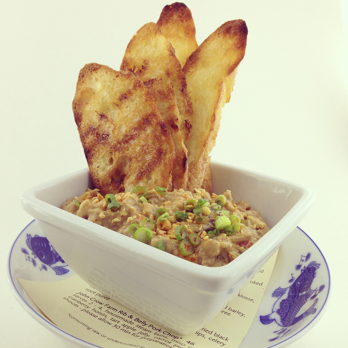 Kung Pao Chicken Dip from chef Irene Li of Mei Mei
