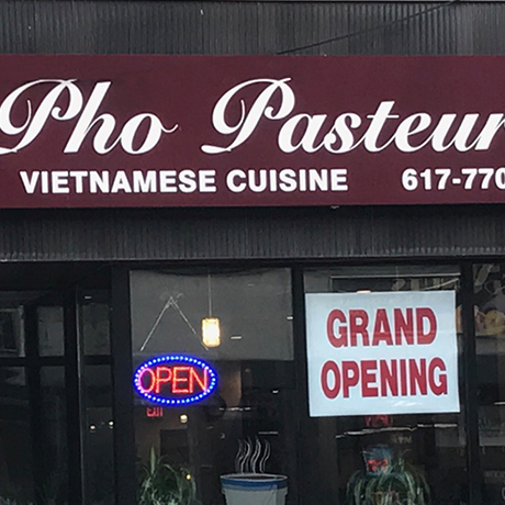 Pho Pasteur in Quincy Center. / Photo provided