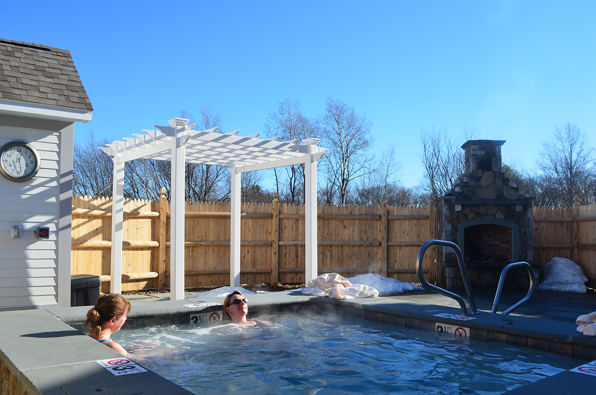 A New Wellness Retreat Is Open In Westborough Boston