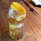 Japanese highball uni boston
