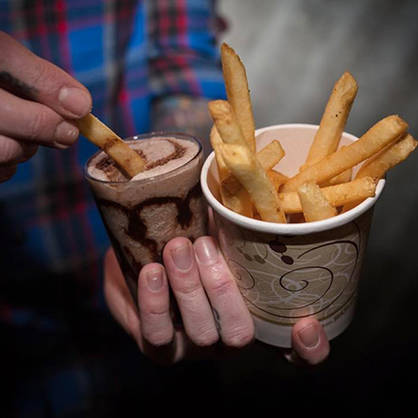 automatic fries feat