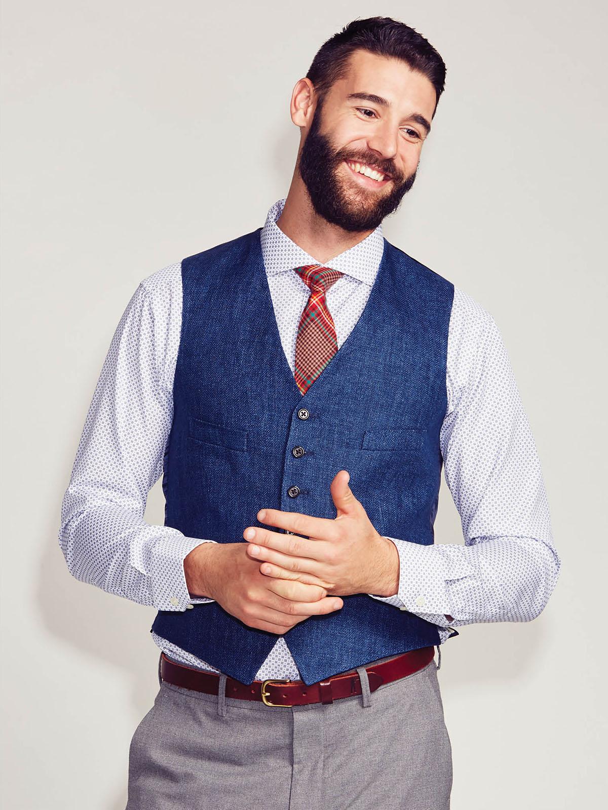 Sharp Menswear For Four Different Wedding Locales Boston
